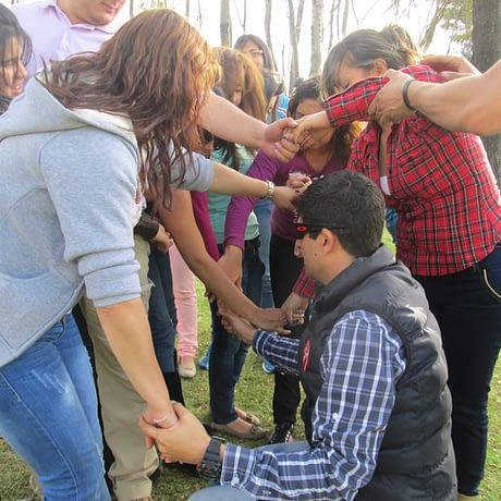 3. Team building Servicios - Home